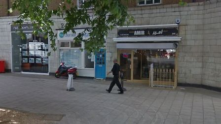 Amir Jewellery in Maida Vale. Picture: Google