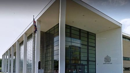 Ipswich Crown Court. Picture: Google Maps