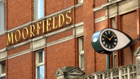 Moorfields Eye Hospital (Picture: Metro Centric/Flickr/Creative Commons licence CC BY 2.0)