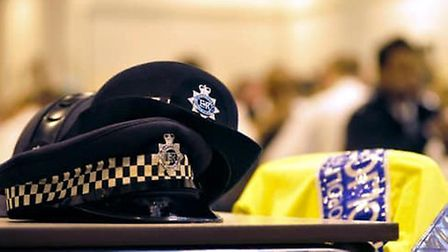 The deputy head at St Andrews Primary in Barnsbury reported the man's strange behaviour to police