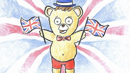 The Brexit Bear. Written and illustrated by Ben Manley.