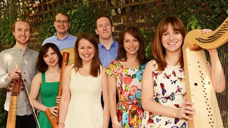 Lux Musicae London, together with Bloomsbury Quartet, are this year's resident ensembles.