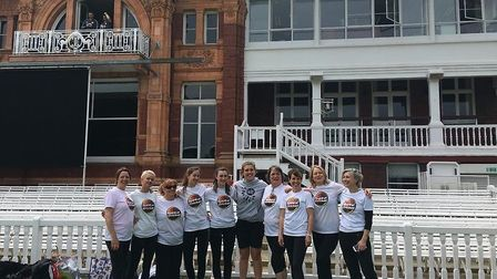 Highgate & Crouch End Women at Lord's
