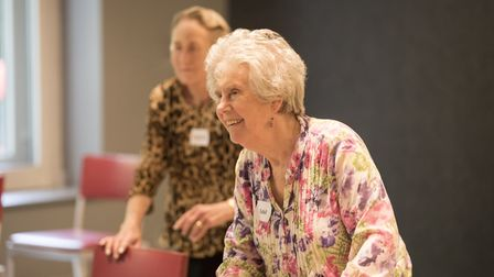 Sybil Fox is about to perform with Company of Elders at the Elixir Extracts Festival. Picture: Johan