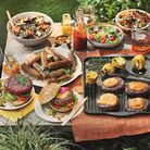 Get set for a sizzling summer BBQ with M&S Foodhall's Grill range