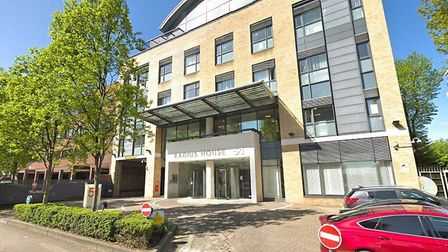 Watford Tribunal Hearing Centre, where the deputy head's long-running claim was struck out in April.
