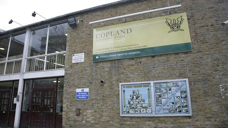 Copland Community School as it looked in 2010. Picture: Archant
