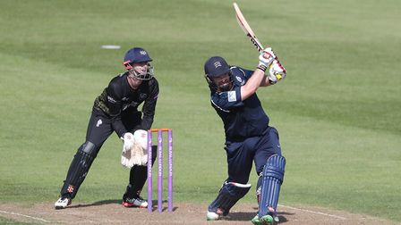 Middlesex's Paul Stirling during the Royal London One Day Cup, South Group match at the Brightside G