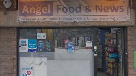 Angel Food & News. Picture: Google Maps