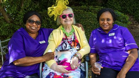 The Muriel Street care home open day proved a success. Picture: Edward Starr