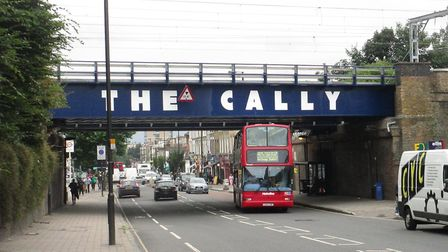 Caledonian Road. Picture: Matt Brown (CC BY 2.0)