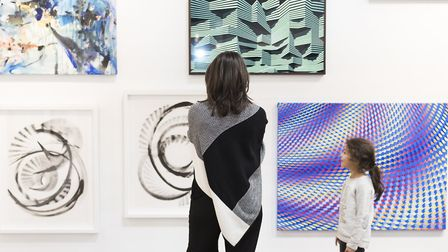 The Other Art Fair has a greener future theme for its 2019 events. Picture: The Other Art Fair.