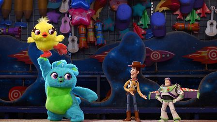 Woody and Buzz are back on our screens from June 21. Picture: Pixar.