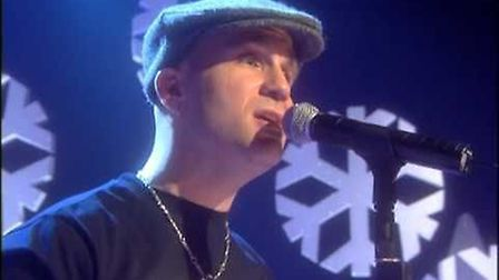 Michael Andrews and Gary Jules' cover of Mad World was 2003's surprise Christmas No. 1. Picture: Get