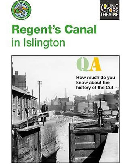 Free Regent's Canal History exhibition. Picture: Islington Regents Canal Heritage Project