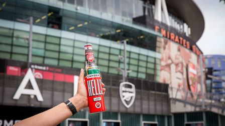 Arsenal have picked Camden Town Brewery as their official beer partner for next year. Picture: Arse