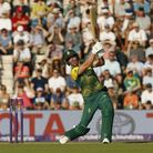 Middlesex batsman AB De Villiers playing for South Africa. Picture: Paul Harding/PA