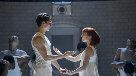 Romeo and Juliet by Sir Matthew Bourne arrives at Sadler's Wells next week. Picture: Johan Persson.