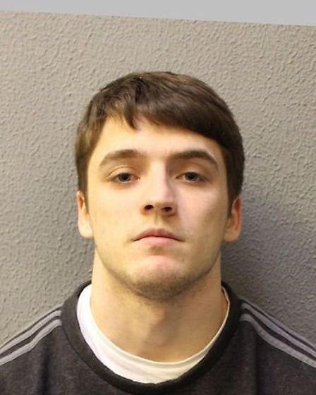 Michael Dyra pleaded guilty of violent disorder and carrying a weapon in relation to an incident in