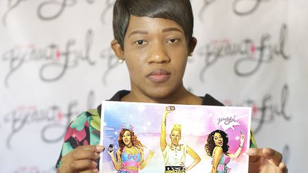 Vivian Moyo is re-launching her You Are Beautiful Project this month. Picture: Vivian Moyo.