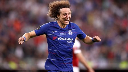 Arsenal have signed David Luiz from Chelsea. Picture: Adam Davy/PA