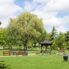 Roundwood Park, a grade II listed Victorian Park still lovely after 125 years Pic credit: Adam Tie