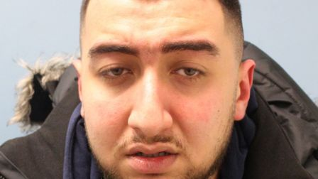 Nor Aden Hamada, who has been charged with the murder of Park Lane bouncer Tudor Simionov. Picture: