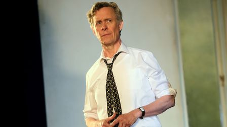 Alex Jennings in Hansard picture by Catherine Ashmore