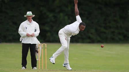 Arthur George of Hornsey during Hornsey. Picture: George Phillipou/TGS Photo