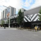 Boxpark Wembley in Olympic Way. Picture: Archant