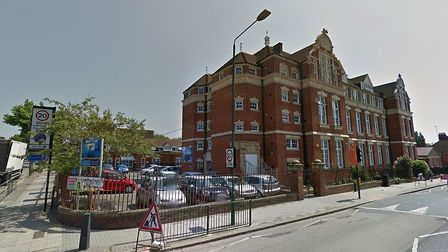 The drop-in session is at the Manor School in Chamberlayne Road. Picture: Google