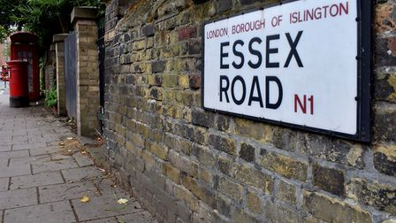 A file image of Essex Road. Picture: Polly Hancock