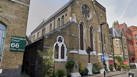 Sacred Heart of Jesus Church in Eden Grove. Picture: Google Maps