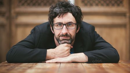 Mark Watson plays the Bloomsbury Theatre on September 7. Picture: Patrick Balls.