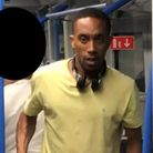 British Transport Police want to trace this man in connection with an assault on a woman at Farringd