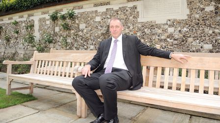 Angus Fraser, Managing Director of Cricket for Middlesex (pic Anthony Devlin/PA)