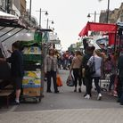 Councillors banned the sale or supply of fur in Islington's markets, including Chapel Market, yester