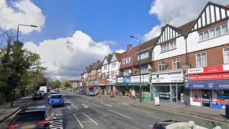 Grand Parade/Forty Avenue in Wembley. Picture: Google
