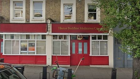 The headquarters of Rigpa UK in the Caledonian Road. Picture: Google Streetview