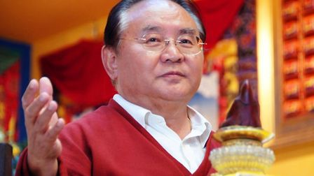Sogyal Lakar, a Tibetan Dzogchen lama and founder of Rigpa, who died last month. Picture: Lotsawa108