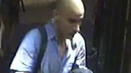 Police want to trace this man in connection with a series of sexual assaults in Islington and Hackne