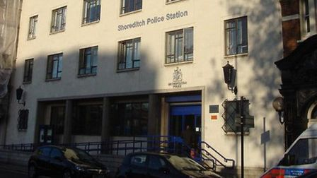 Shoreditch police station has been closed for two years. Picture: (CC BY-SA 2.0)
