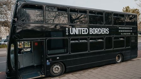 United Borders has partnered with music giant Sonos. Picture: Brunel Johnson