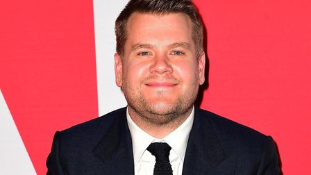 File photo dated 26/2/2016 of James Corden who has hinted that he could bring his US chat show to th