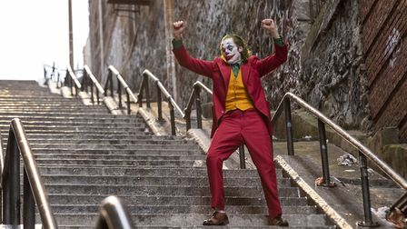 Joaquin Phoenix in Joker, which hits UK cinemas from Friday (Oct 4). Picture: Warner Brothers.