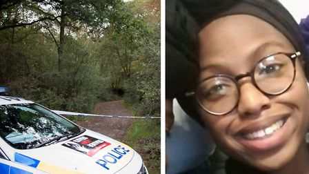 Police have confirmed a body found in Stevenage is Joy Morgan. Picture: Matt Margesson/Herts police