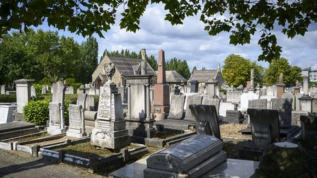 Willesden Jewish Cemetery being celebrated in new exhibition. Picture: Michael Eleftheriades