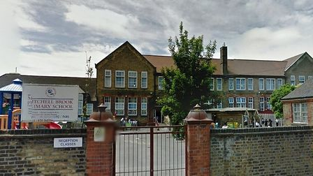 Mitchell Brook Primary School is in Neasden (Pic credit: Google streetview)