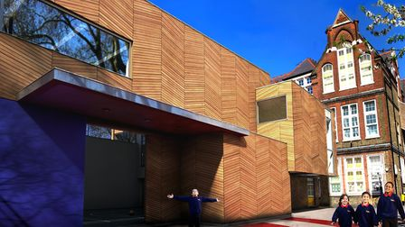 Duncombe Primary School Pic: CH Architects LLP