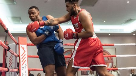 Islington Boxing Club hosted a night of high quality amateur action at the Royal National Hotel in R
